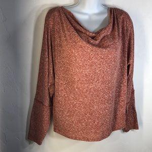 We the Free rust orange shirt size medium